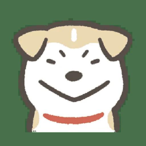 Shibapuppyemoji - Sticker 25
