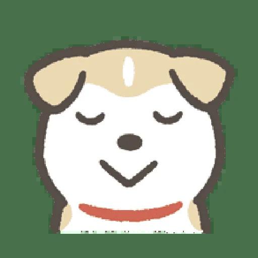 Shibapuppyemoji - Sticker 26