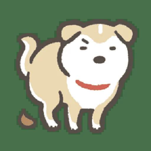 Shibapuppyemoji - Sticker 15