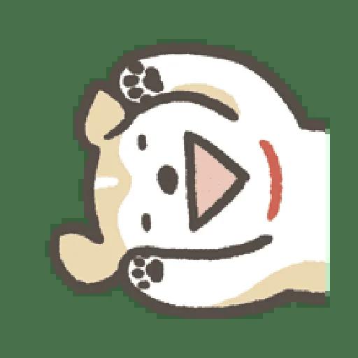 Shibapuppyemoji - Sticker 24