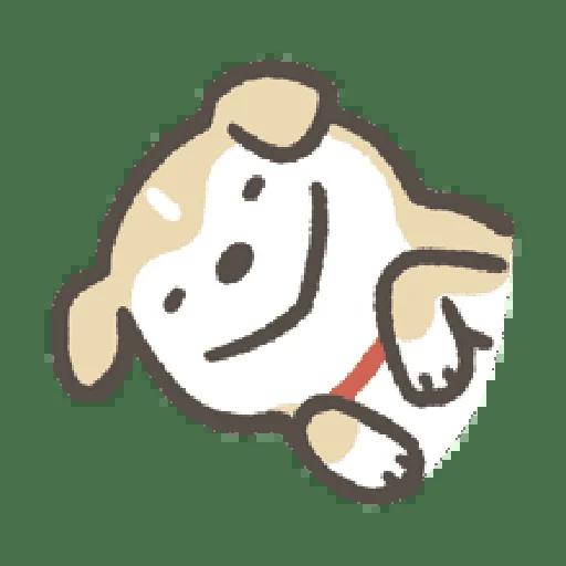 Shibapuppyemoji - Sticker 22