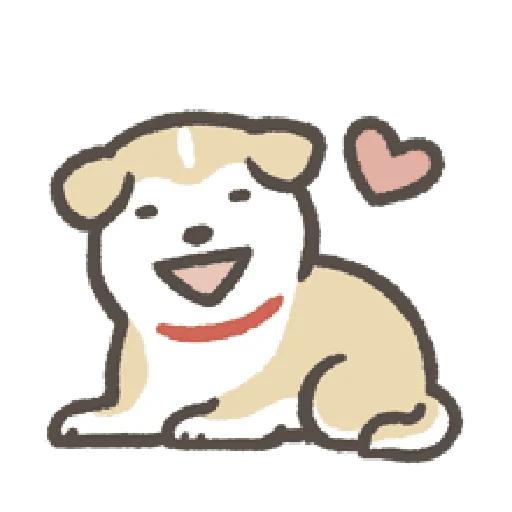 Shibapuppyemoji - Sticker 23