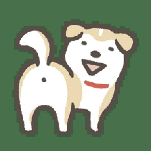 Shibapuppyemoji - Sticker 13
