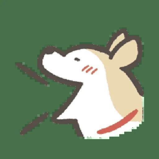 Shibapuppyemoji - Sticker 19
