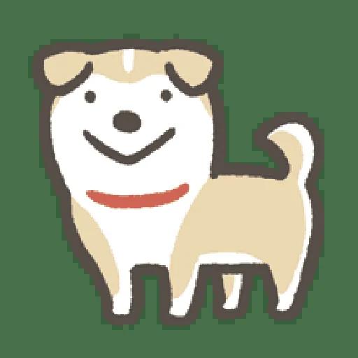 Shibapuppyemoji - Sticker 11