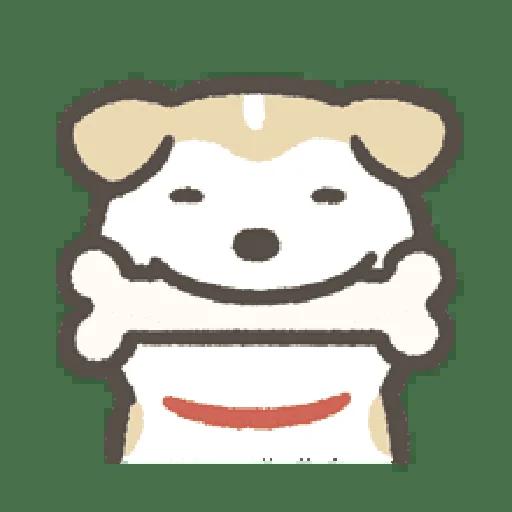 Shibapuppyemoji - Sticker 12