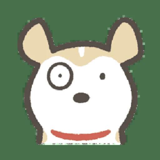 Shibapuppyemoji - Sticker 28