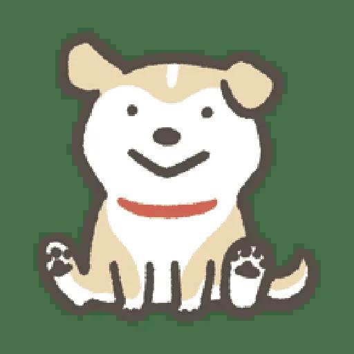 Shibapuppyemoji - Sticker 17