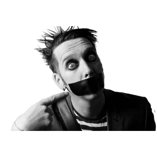 tape face - Sticker 5
