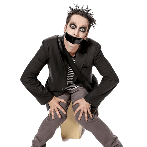 tape face - Sticker 11
