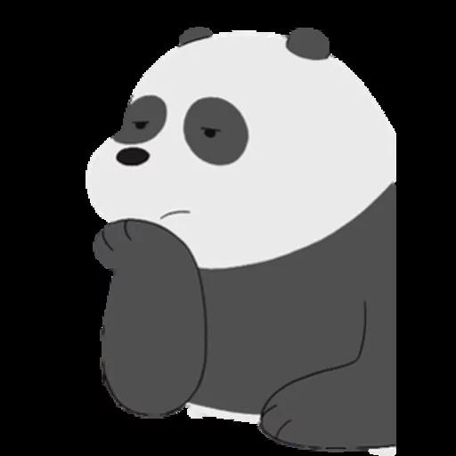 We Bear Bears - Sticker 30