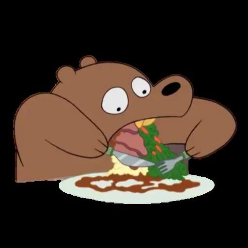 We Bear Bears - Sticker 21