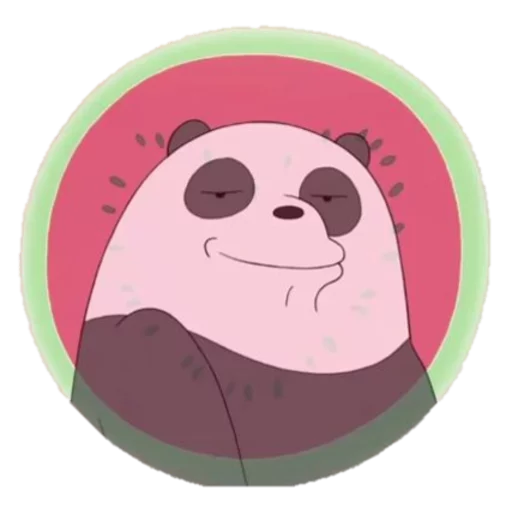 We Bear Bears - Sticker 11