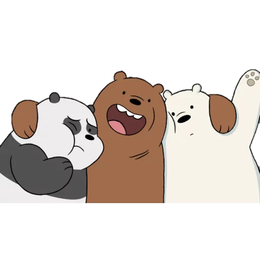 We Bear Bears - Sticker 19