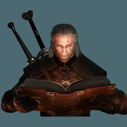Witcher 3 - Sticker 19