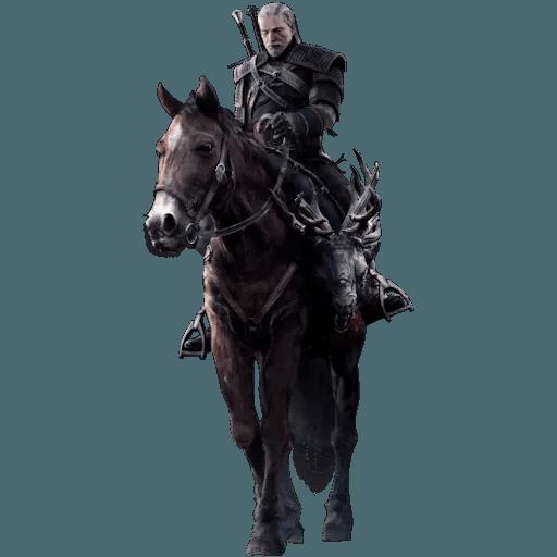 Witcher 3 - Sticker 29