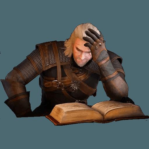 Witcher 3 - Sticker 14