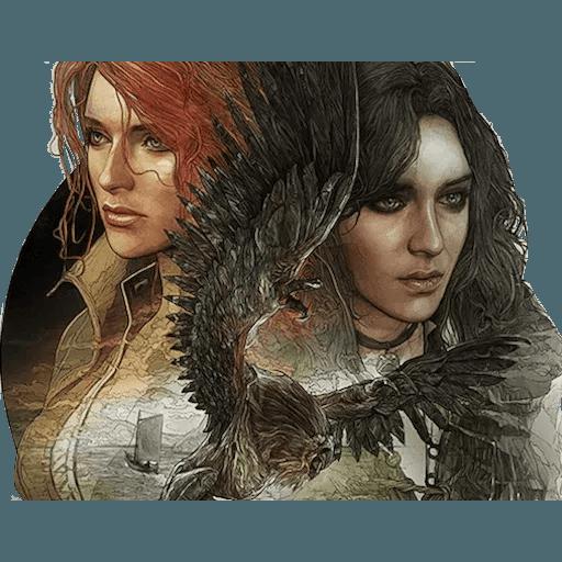 Witcher 3 - Sticker 6