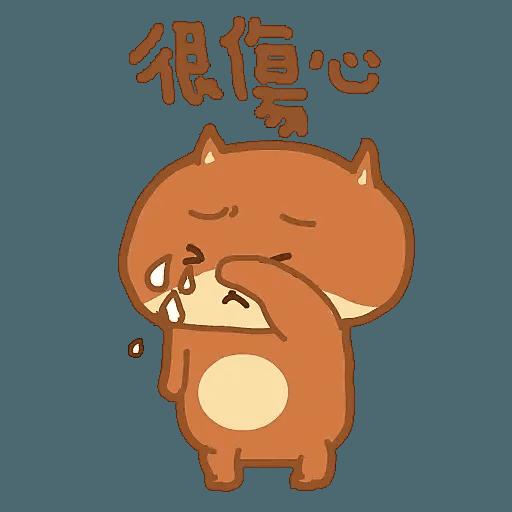 癲噹 DinDong 安慰系列 - Sticker 9