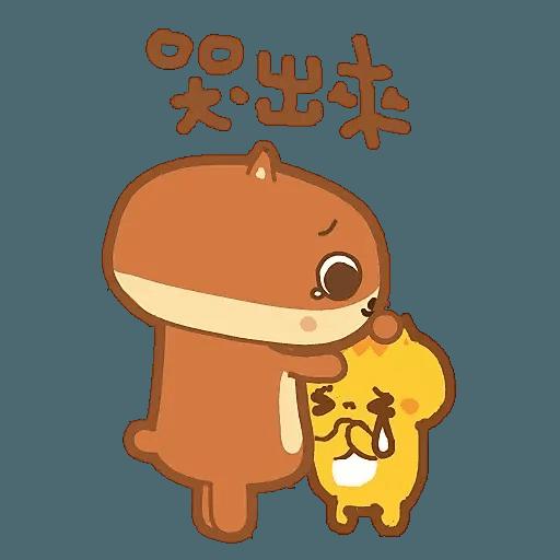 癲噹 DinDong 安慰系列 - Sticker 7