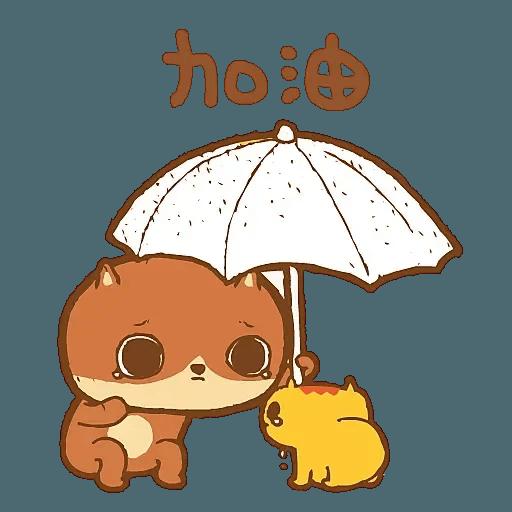 癲噹 DinDong 安慰系列 - Sticker 8