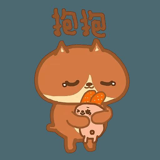 癲噹 DinDong 安慰系列 - Sticker 3
