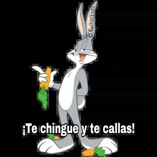 Bugs Bunny 1 - Sticker 30