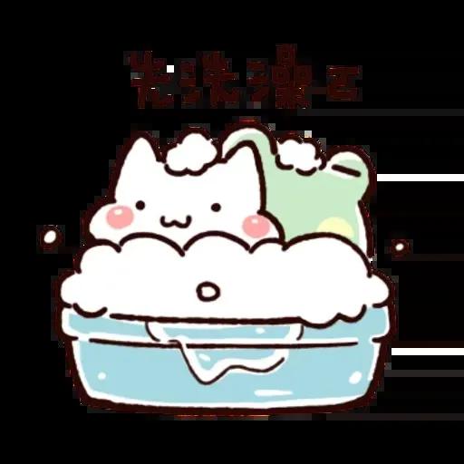可爱2 -Meong - Sticker 14
