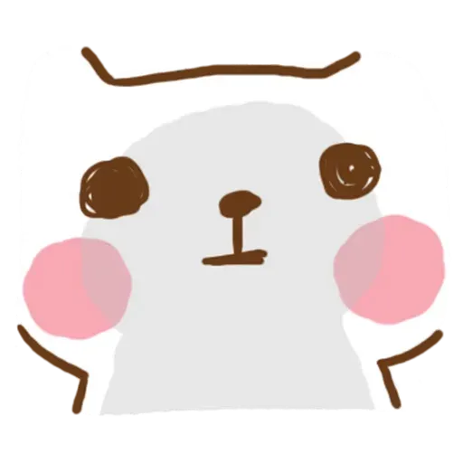 可爱2 -Meong - Sticker 21