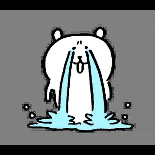 可爱2 -Meong - Sticker 11