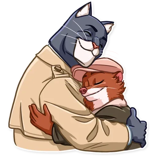 Blacksad - Sticker 28