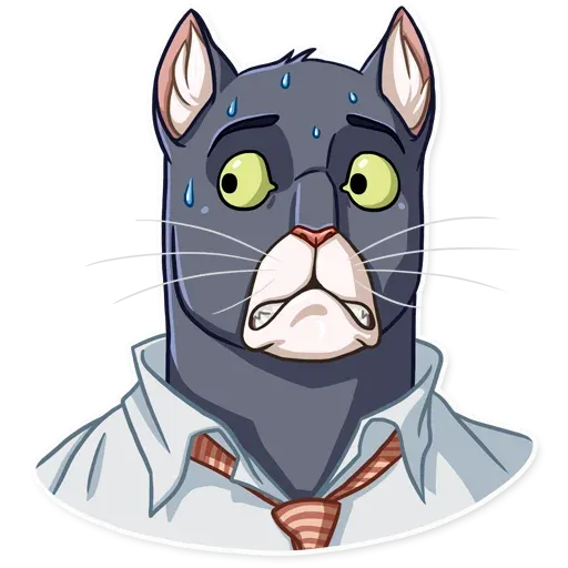 Blacksad - Sticker 22