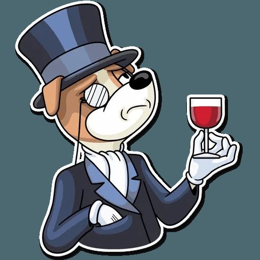 Party Dog - Sticker 22