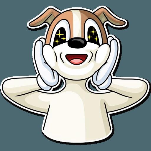 Party Dog - Sticker 21