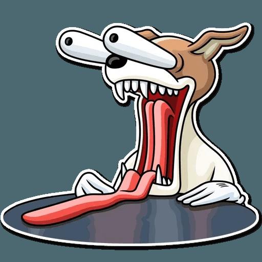 Party Dog - Sticker 8