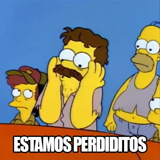 Simpsons - Sticker 22