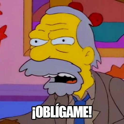 Simpsons - Sticker 24