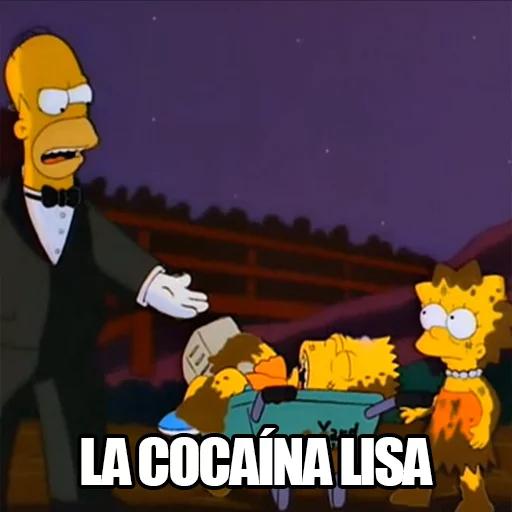 Simpsons - Sticker 21
