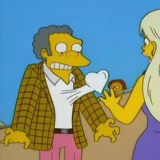 Simpsons - Sticker 18