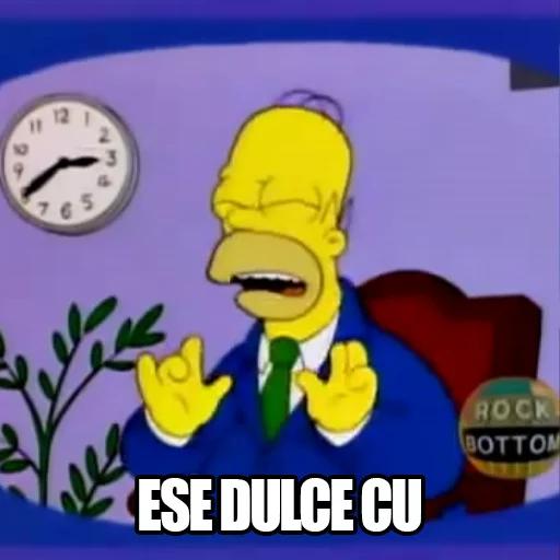 Simpsons - Sticker 23