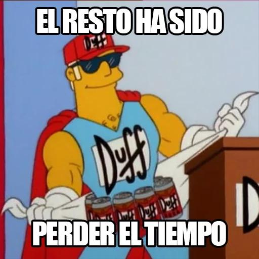 Simpsons - Sticker 16