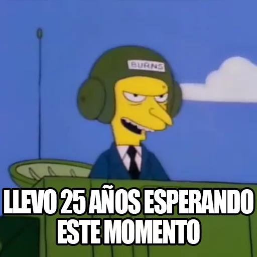 Simpsons - Sticker 27