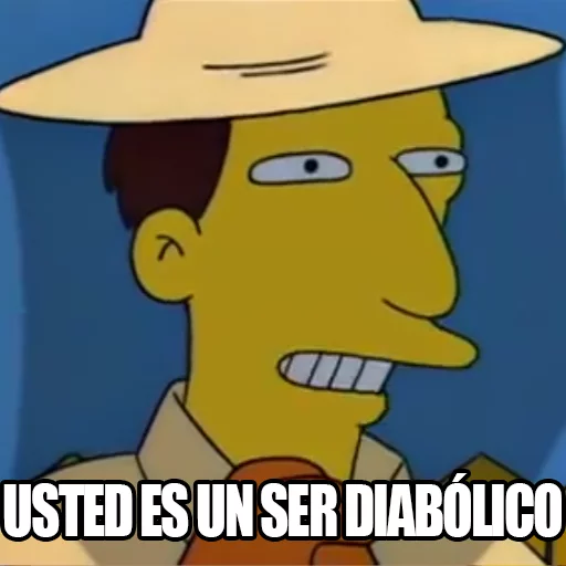 Simpsons - Sticker 19