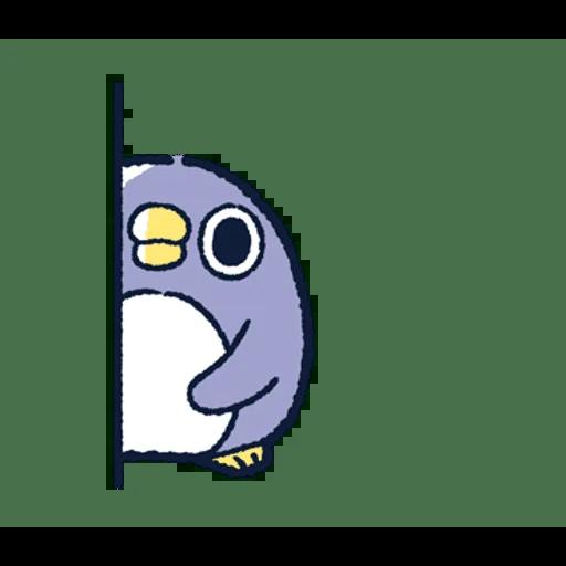 肥企鵝的內心話3 & 4 (2) - Sticker 20