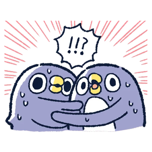 肥企鵝的內心話3 & 4 (2) - Sticker 27