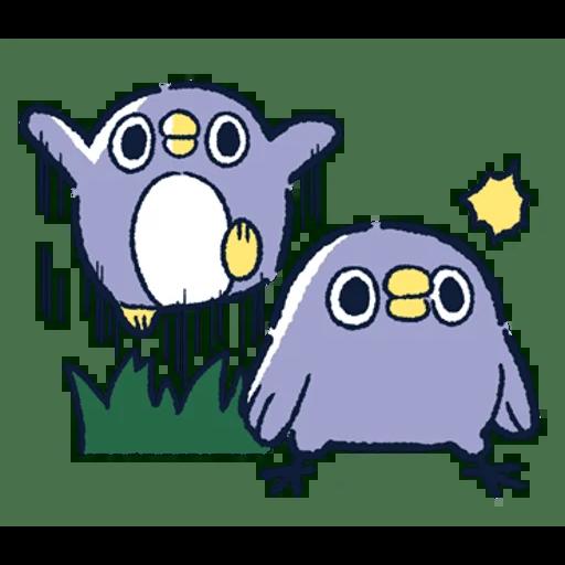 肥企鵝的內心話3 & 4 (2) - Sticker 15