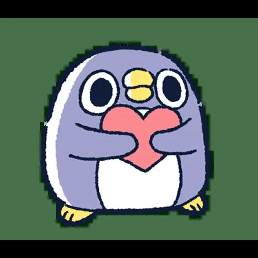 肥企鵝的內心話3 & 4 (2) - Sticker 18