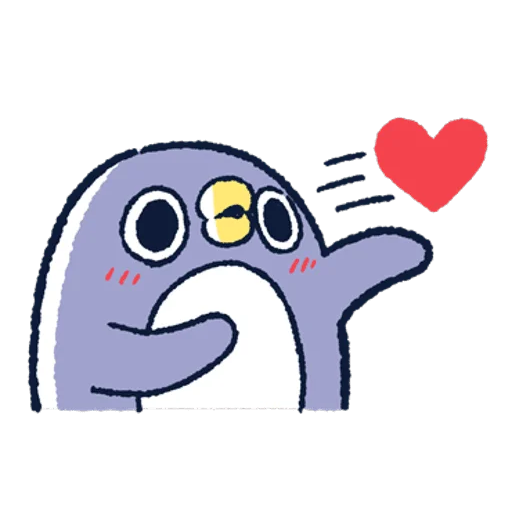 肥企鵝的內心話3 & 4 (2) - Sticker 21