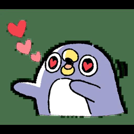 肥企鵝的內心話3 & 4 (2) - Sticker 29