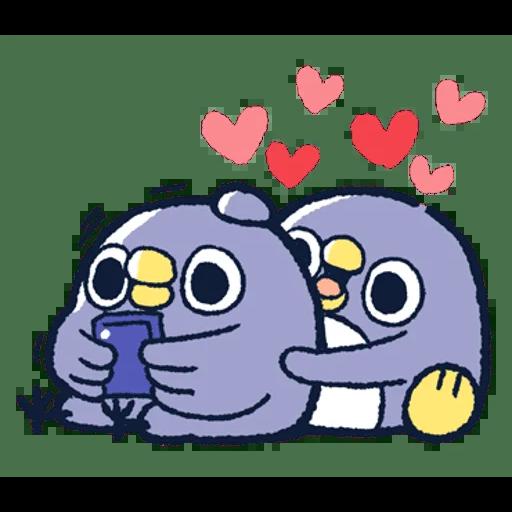 肥企鵝的內心話3 & 4 (2) - Sticker 26